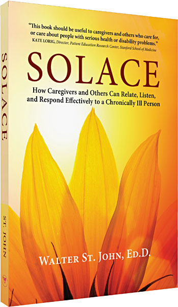 Solace, front cover