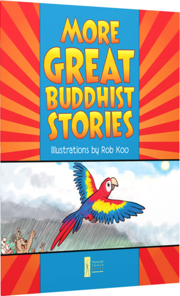 Great Buddhist Stories, volume 2