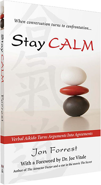 Stay Calm, by Jon Forrest