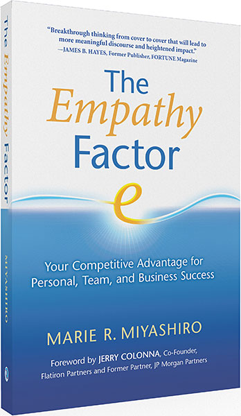 The Empathy Factor, by Marie R. Miyashiro